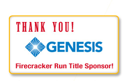 Title Sponsor: Genesis Health Systems