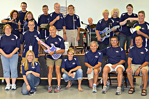 2012 Firecracker Run Committee